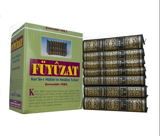 Picture of Füyuzat - Kur'an-ı Mübin'in Mealen Tefsiri (7 Cilt Küçük Boy)